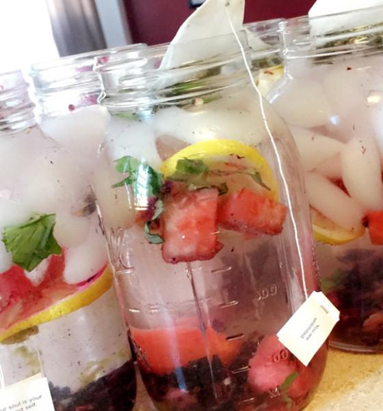 Watamelonwata: Infused Watermelon Water recipe